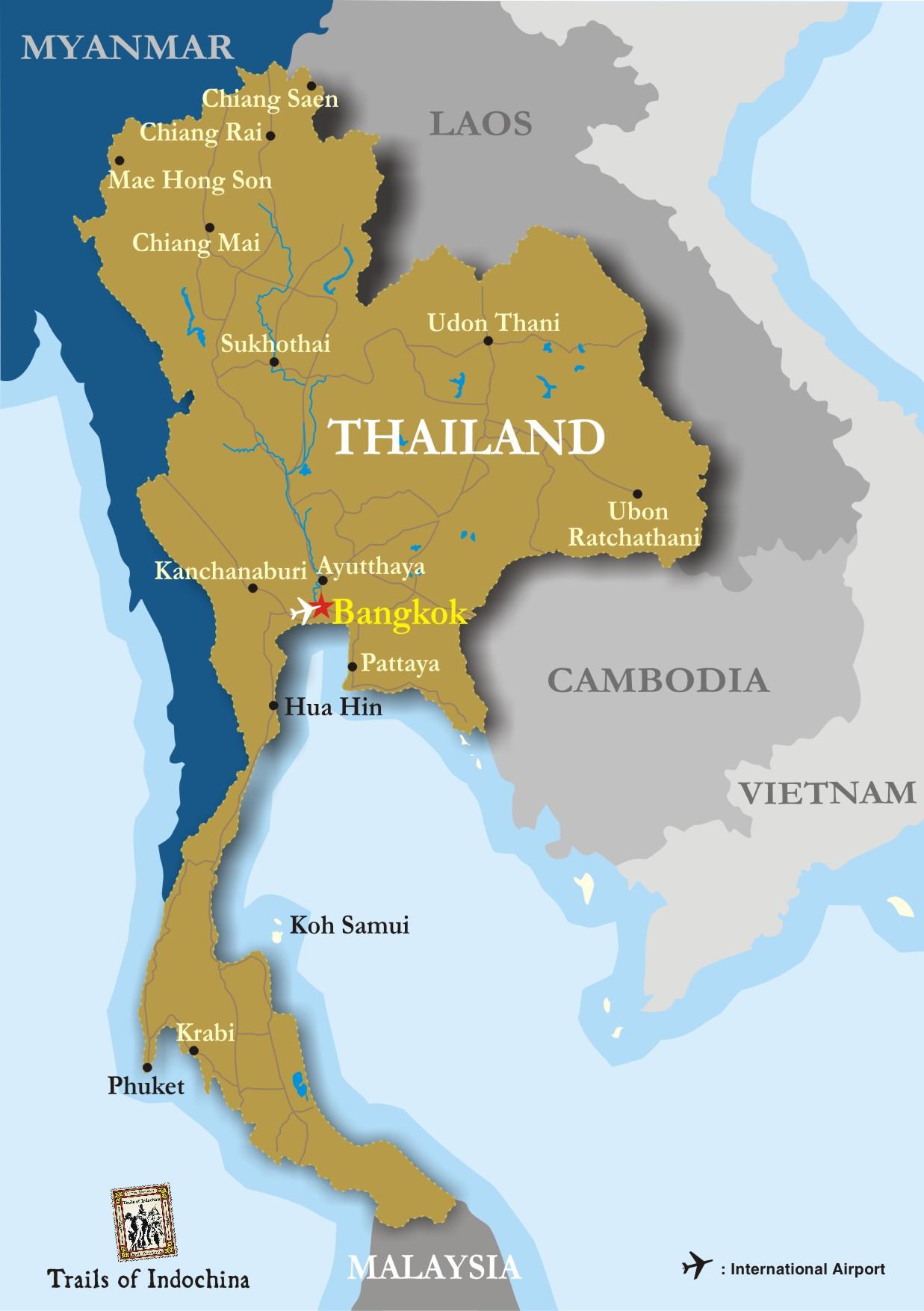 Thani Thailand Pathum